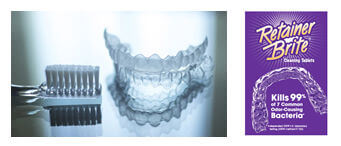 invisalign daily care