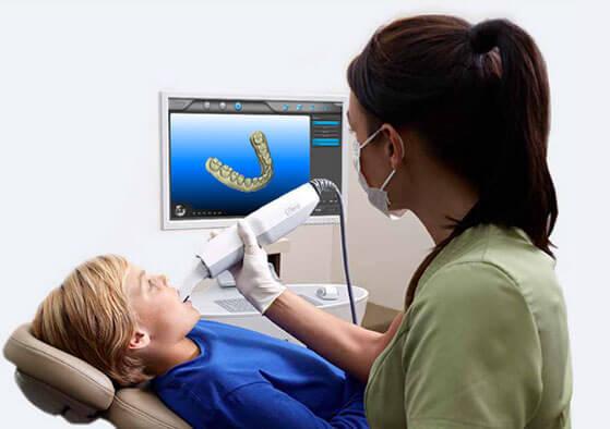Itero Scanner Dental Treatment Orthodontic Treatment Ny