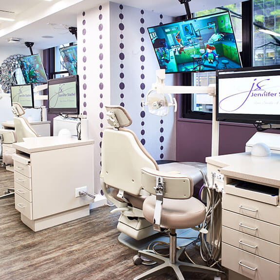 Jennifer Stachel Orthodontics in Manhattan