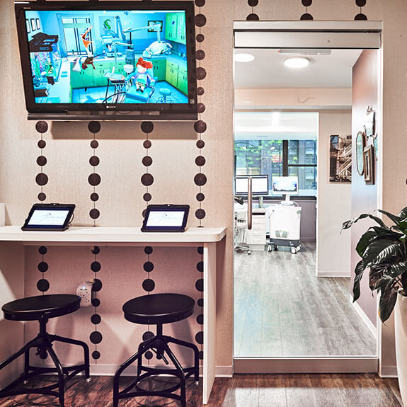 Orthodontic Treatment Office in NYC